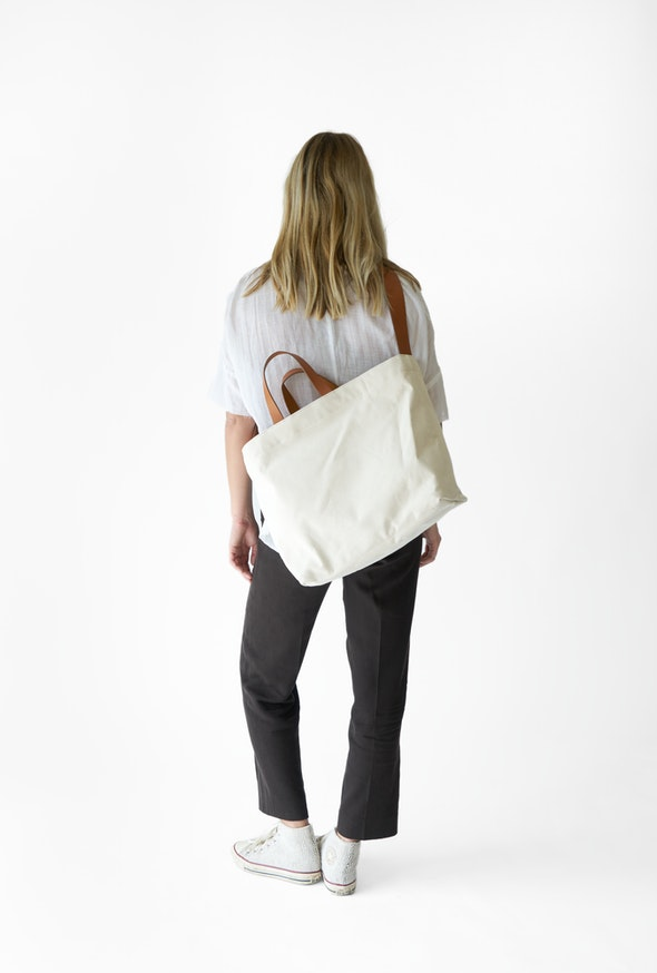 Makr Leather Goods Canvas Bags Furniture Made In